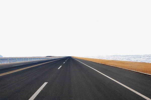 公路素材_水泥道路素材