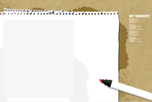 图文框素材卡通