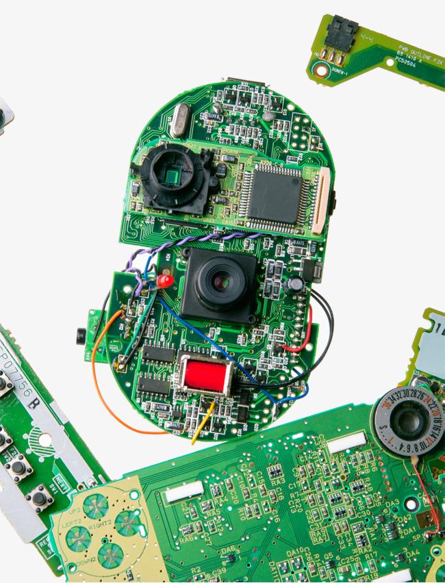 摄像头电路板