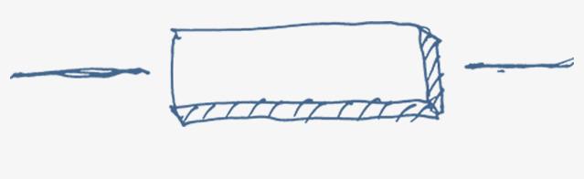 手绘简单边框素材