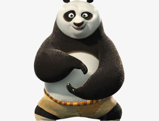 求《功夫熊猫》的英文简介_学识网