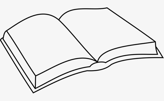 书本简笔画可爱图片