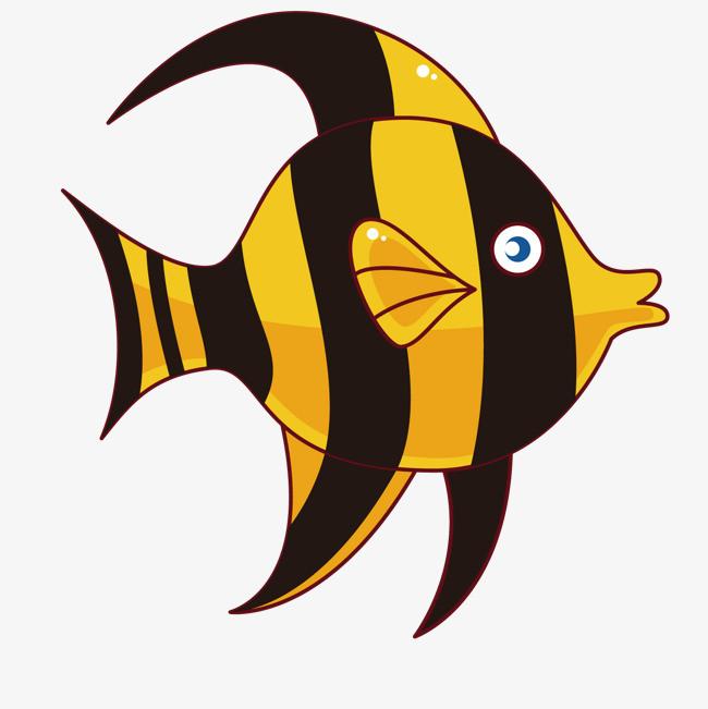 可爱花纹鱼
