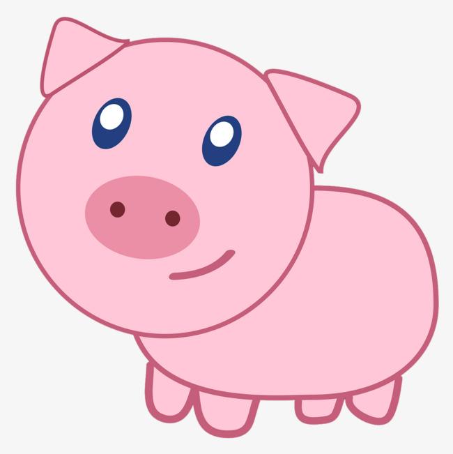 粉色 猪 宠物 猪鼻子             此素材是90设计网官方设计出品,均