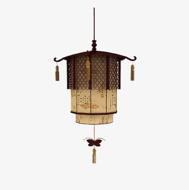 灯笼结构示意图