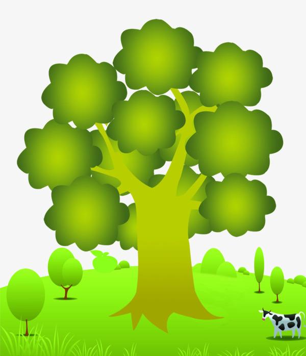 图片 大树背景 > 【png】 绿色大树  分类:手绘动漫 类目:其他 格式:p