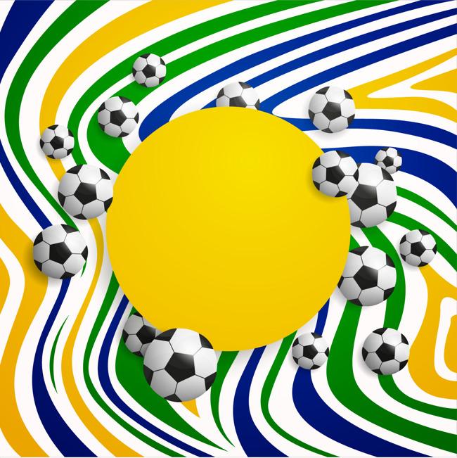 足球创意主题