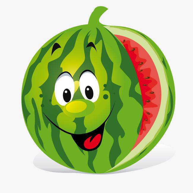 卡通可爱水果素材