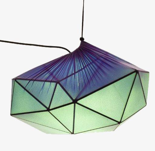 透明雨伞手绘素材