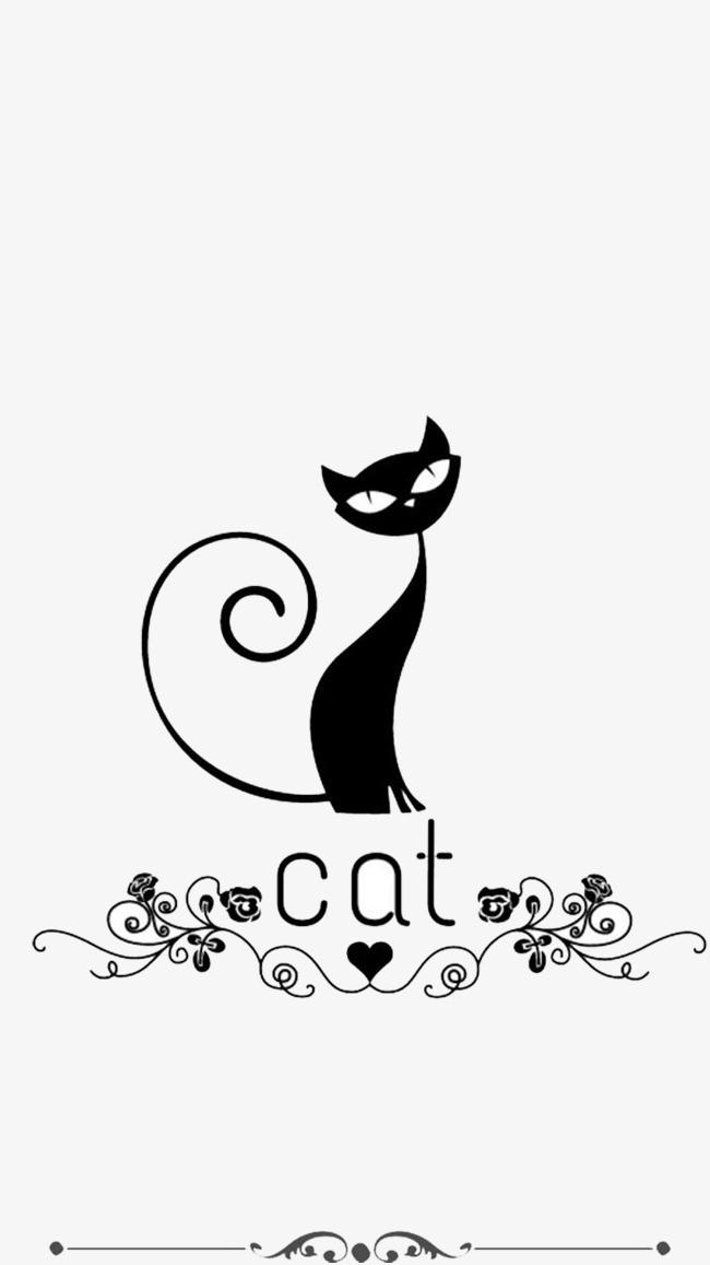 图片 卡通背景 > 【png】 卡通猫咪  分类:手绘动漫 类目:其他 格式