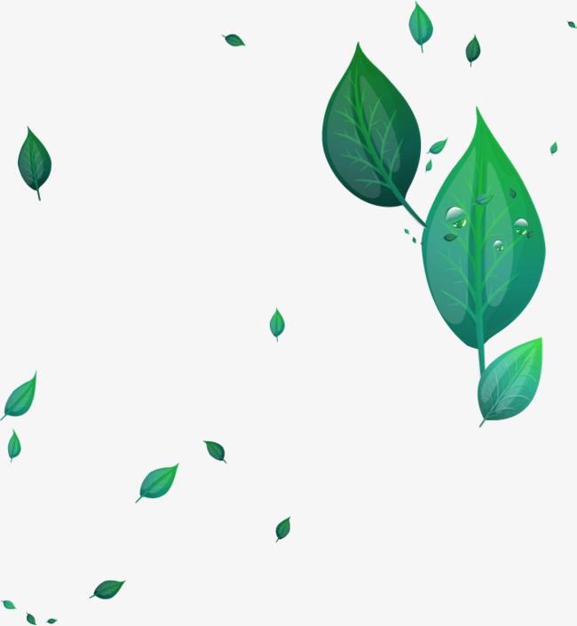 png漂浮绿色元素免费下载,本次素材a绿色素材漂浮公司作品为设计师v绿色美晟广告设计树叶图片