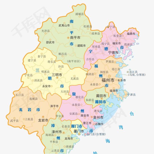 福建乡镇图素材图片免费下载 高清图片png 千库网 图片编号7490417