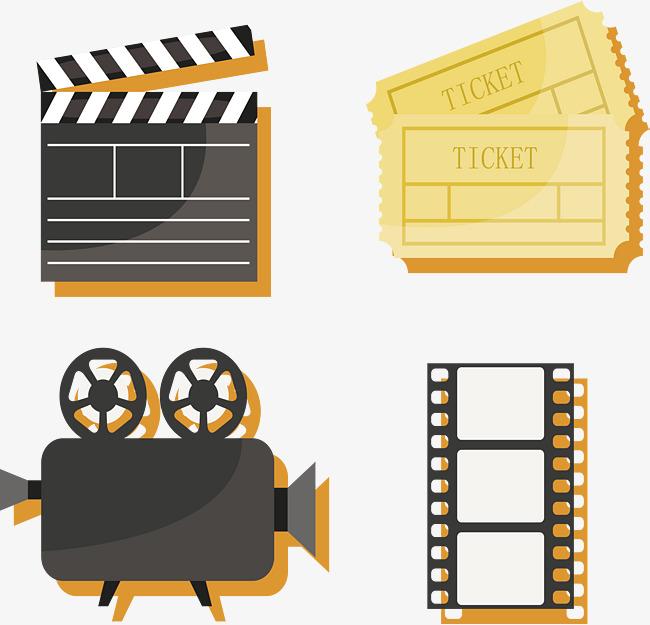 电影元素设计
