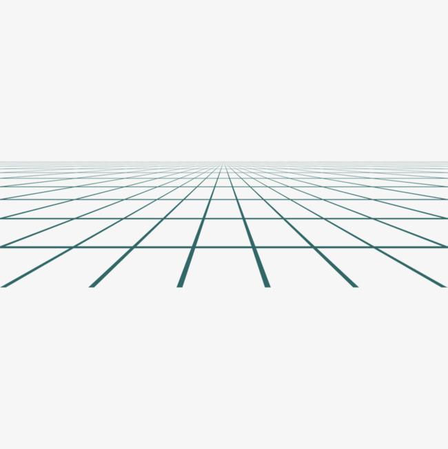 透视网格几何网格素材图片免费下载 高清效果元素png 千库网 图片编
