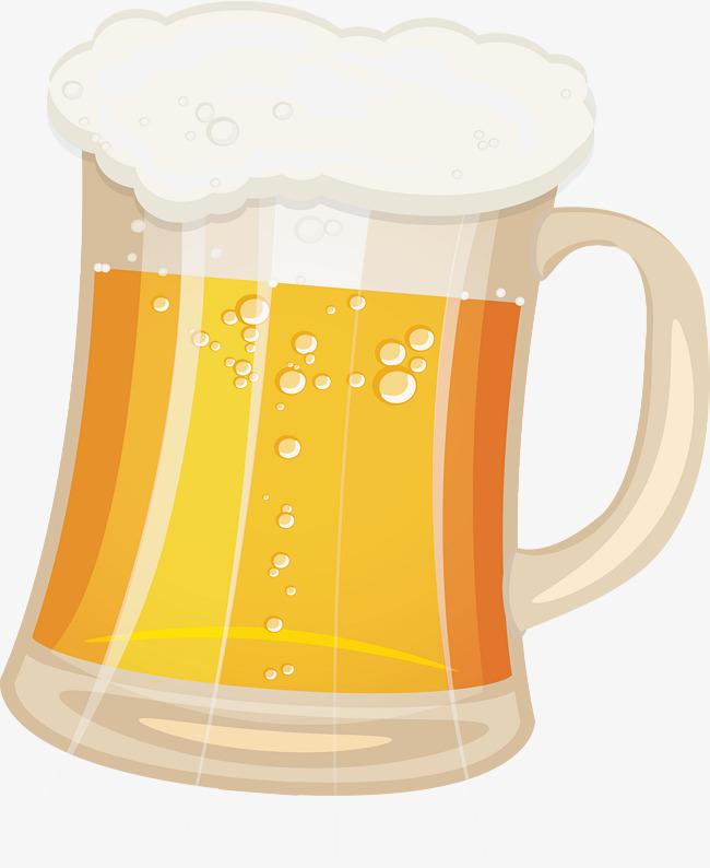 卡通扎啤杯