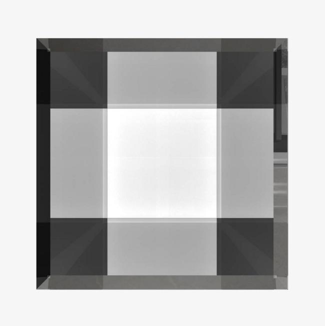灰色几何玻璃