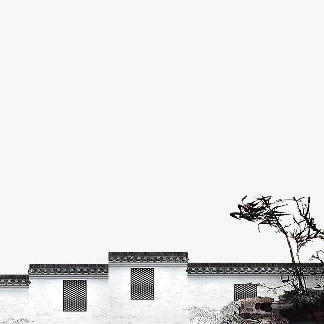 中国风建筑