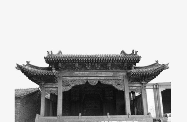 复古风大戏台