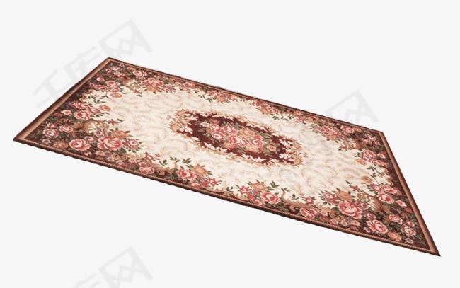 古典花纹毯子