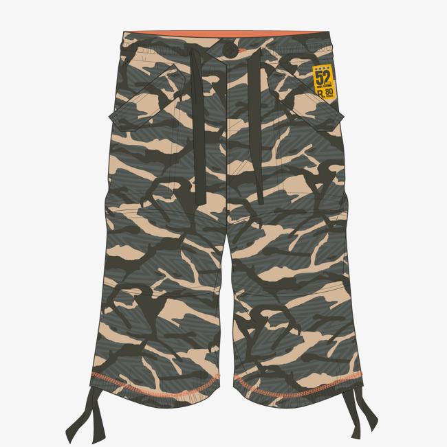 军旅运动裤