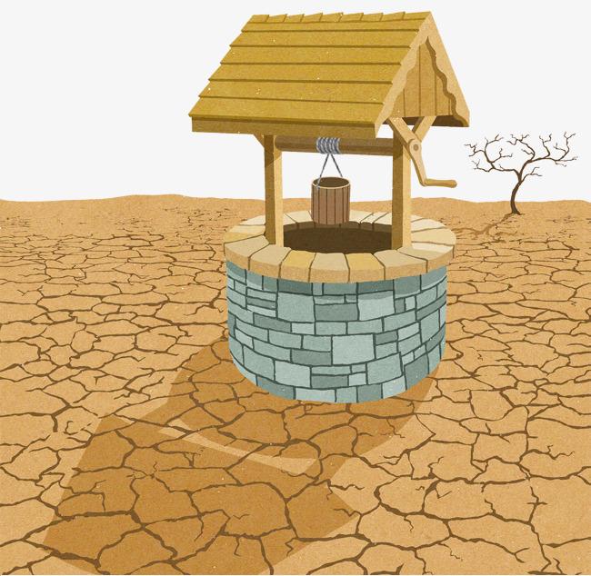 贫瘠干旱沙漠