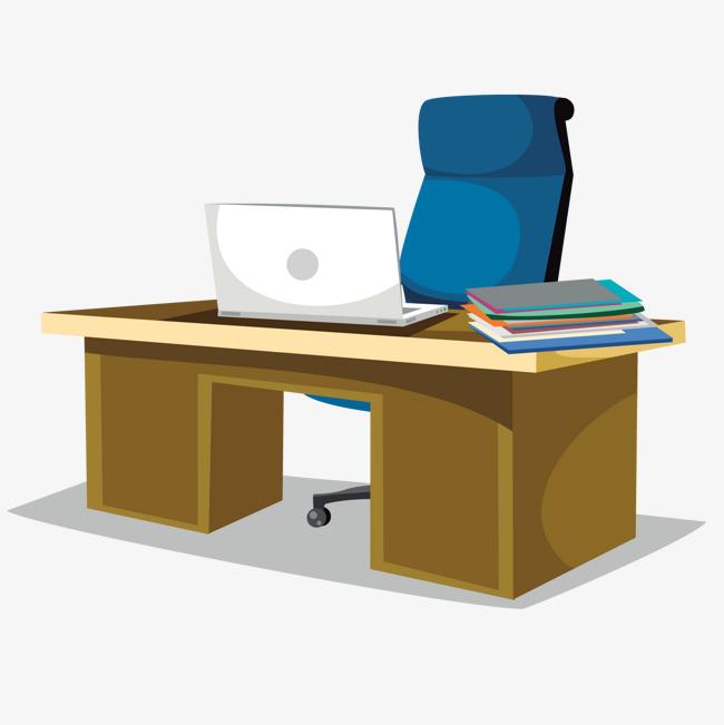 矢量办公桌