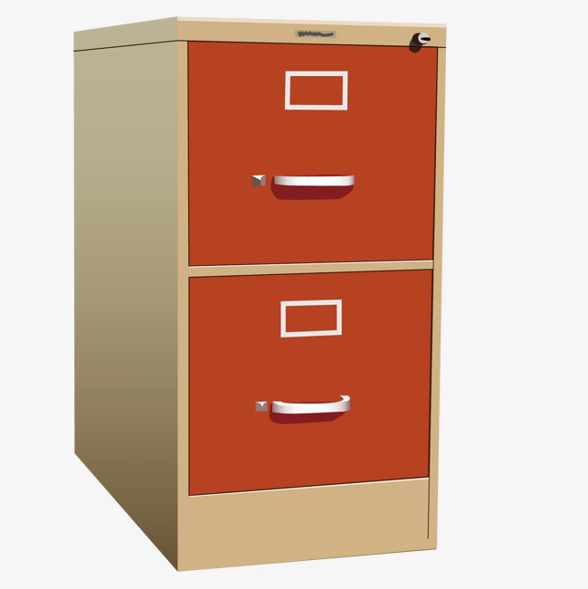 矢量文件柜