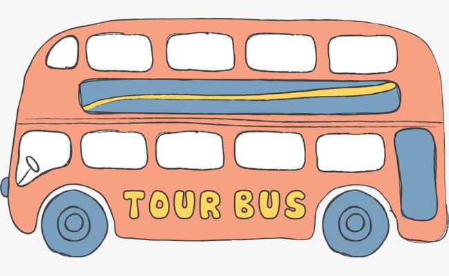 图片 卡通背景 > 【png】 卡通公交车  分类:手绘动漫 类目:其他 格式