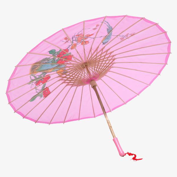 民族舞道具油纸伞