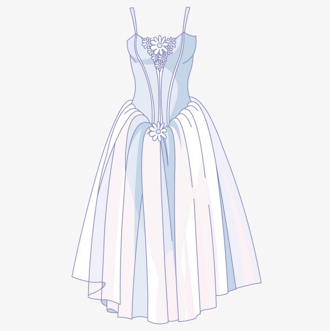 图片 > 【png】 精美连衣裙  分类:手绘动漫 类目:其他 格式:png 体积
