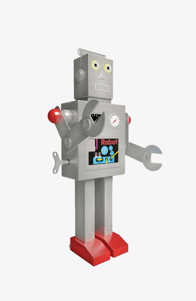 机器人主图_纸箱机器人png素材-90设计