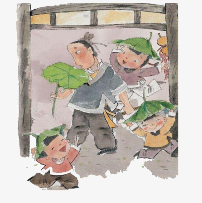 图片 > 【png】 鲁班造伞  分类:手绘动漫 类目:其他 格式:png 体积