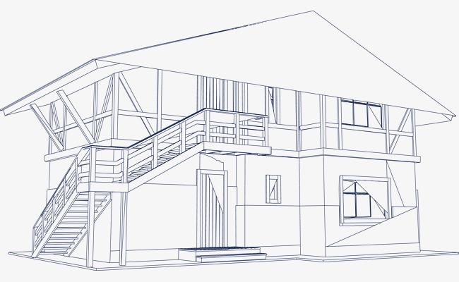 二层楼房设计