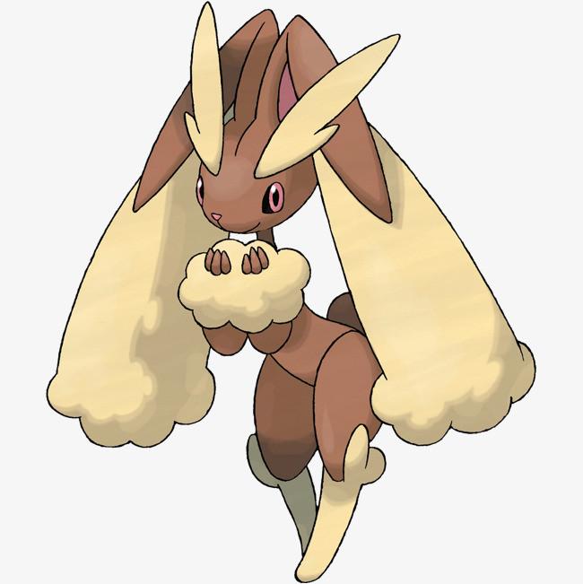 卡通小兔子手繪兔子 游戲兔子 寵物兔子卡通小兔子 手繪兔子 游戲
