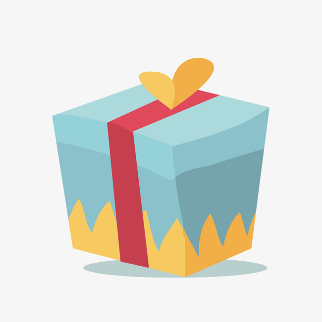 礼盒 礼物 礼品盒子 神秘礼品盒 手绘             此素材是90设计网