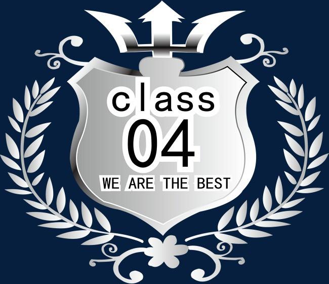 班级图案 班徽 logo