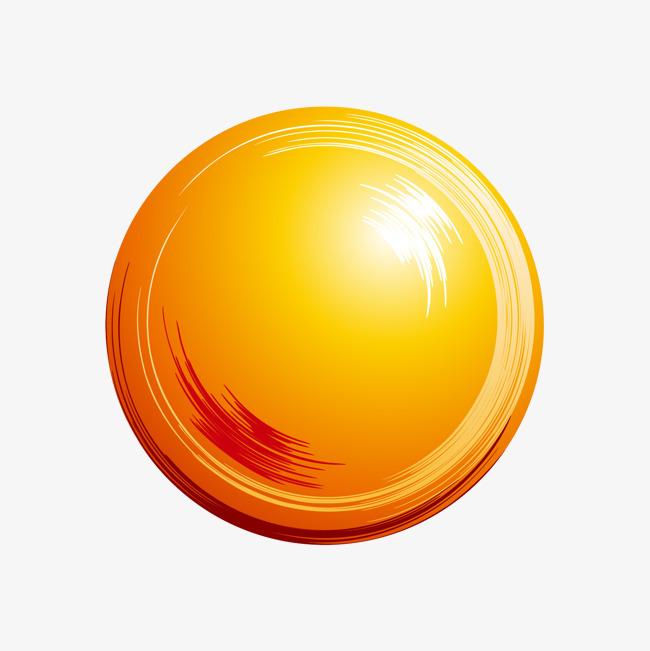 手绘3d球体
