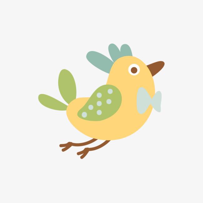 图片 > 【png】 飞起的卡通小鸟  分类:手绘动漫 类目:其他 格式:png
