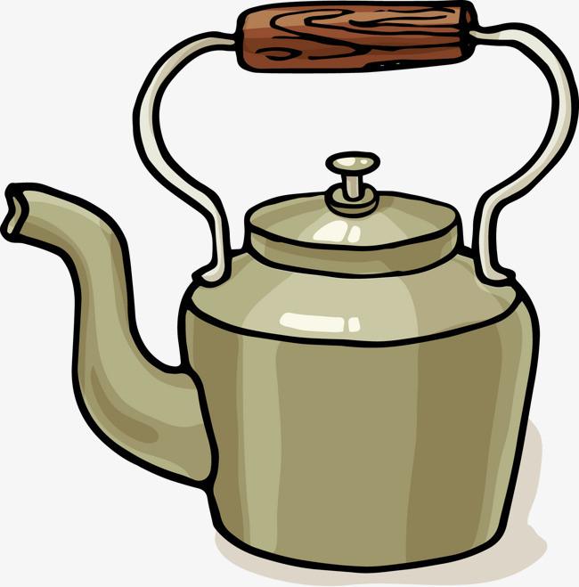图片 > 【png】 卡通线条烧水壶  分类:手绘动漫 类目:其他 格式:png