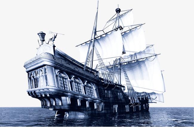 欧洲帆船图片