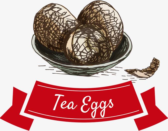 手绘茶叶蛋