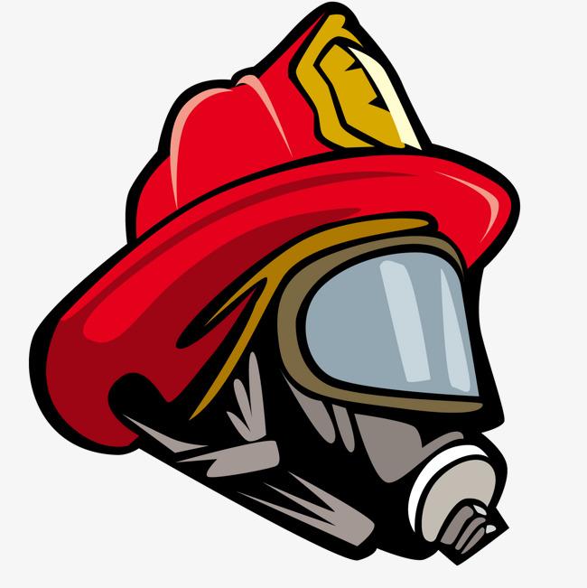 消防员帽子素材图片免费下载_高清卡通手绘p图片