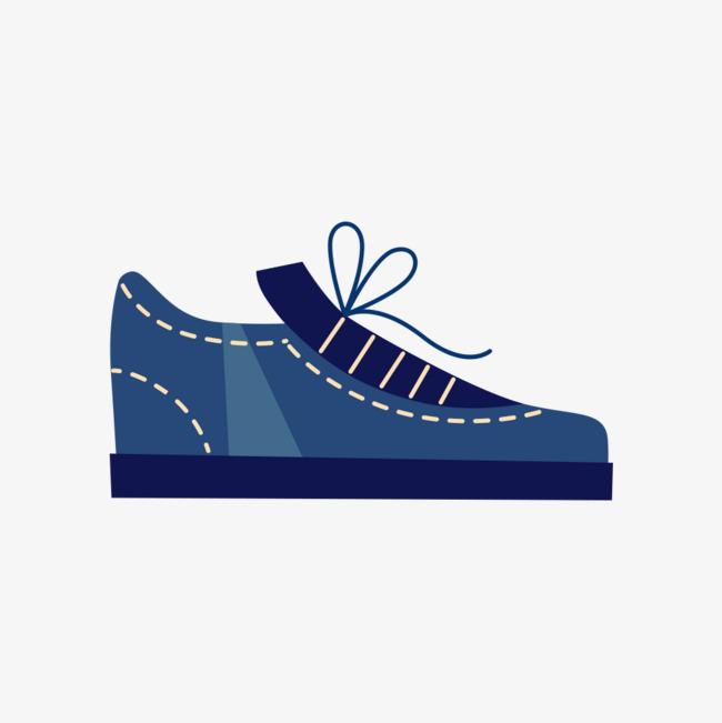 90设计提供高清png手绘动漫素材免费下载,本次手绘蓝色的鞋子作品为