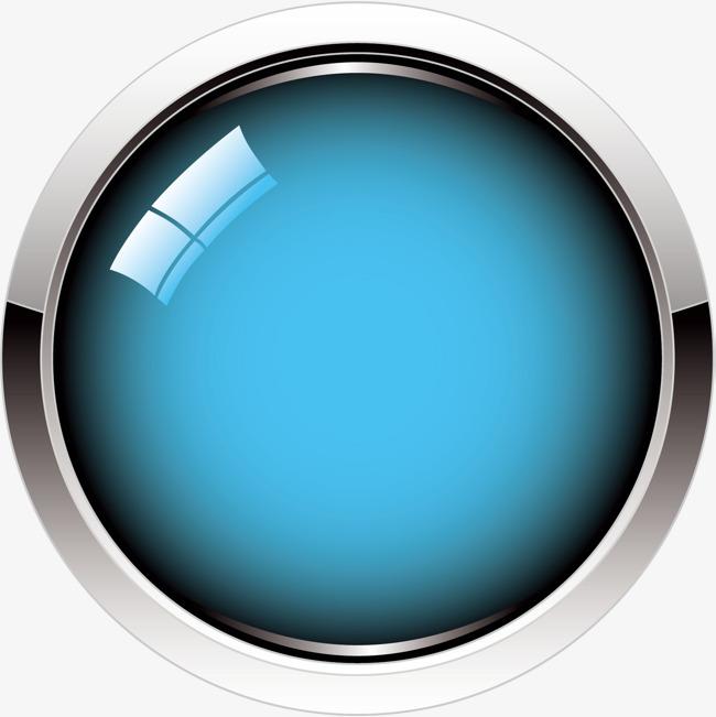 水晶卡通按钮素材图片免费下载_高清卡通手绘psd_千库图片