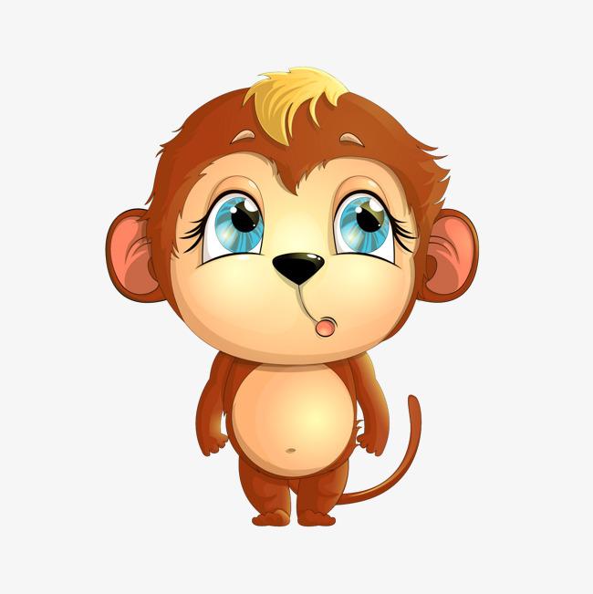 图片 猴子psd > 【png】 猴子  分类:手绘动漫 类目:其他 格式:png