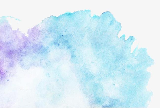 下载,本次中国风蓝色渐变泼墨png作品为设计师苹果龙创作,格式为png