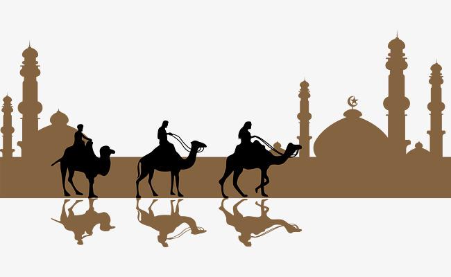 阿拉伯  骆驼  一带一路  丝绸之路  商贸