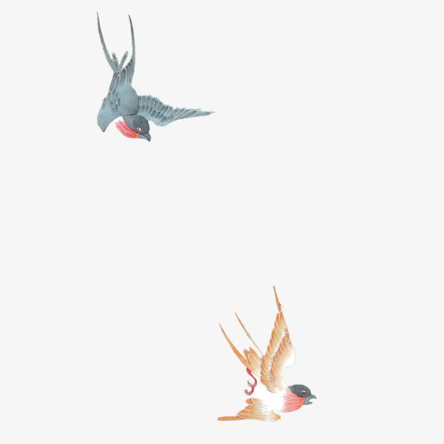 卡通 手绘 水彩 燕子卡通 手绘 水彩 燕子免扣素材 手机端:水彩燕子