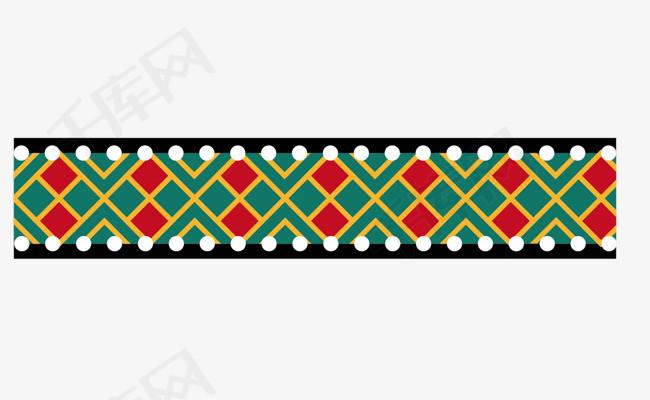 民族花纹图案素材图片免费下载 高清png 千库网 图片编号7988637