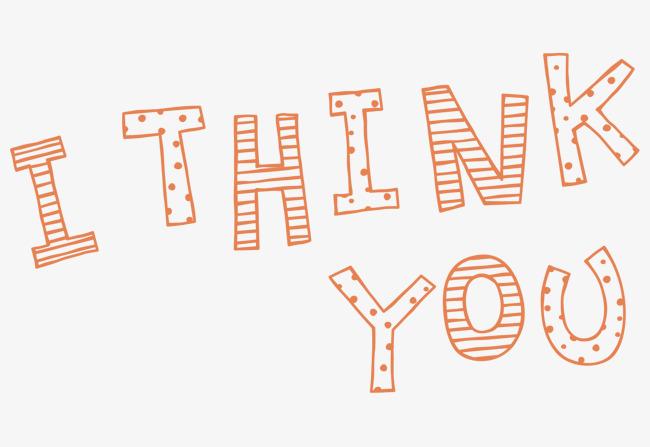 橙色线条英文字母艺术字素材图片免费下载_高